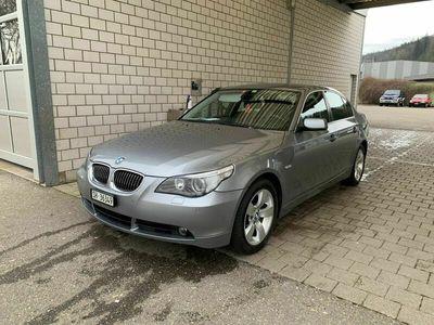 gebraucht BMW 530 5er xd frisch ab MFK und ab Service