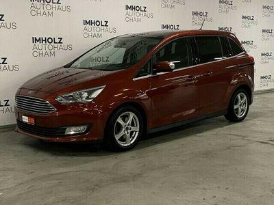 gebraucht Ford Grand C-Max 1.0i EcoB 125 PS Titanium X S/S