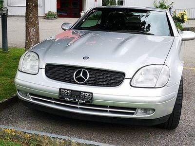 gebraucht Mercedes 230 SLK Cabriolet ALKSilber AB MFK!!!