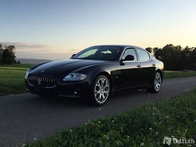 gebraucht Maserati Quattroporte 4,7 V8 S Automatic