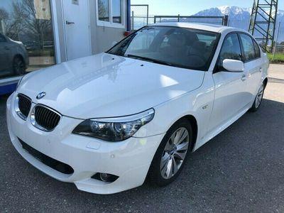 gebraucht BMW 535 5er 535d Steptronic 5er d Steptronic