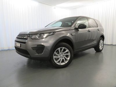 gebraucht Land Rover Discovery Sport 2.0 Si4 Pure
