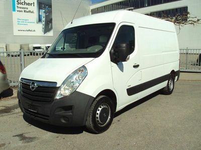 gebraucht Opel Movano 2.3 DT 3.5t L1H2
