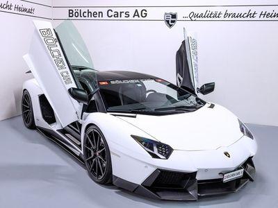 gebraucht Lamborghini Aventador LP700-4 Coupé E-Gear NOVITEC