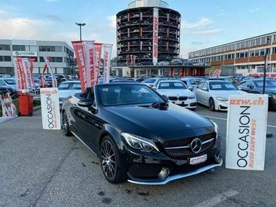 gebraucht Mercedes C43 AMG AMG Cabrio 4Matic 367PS G-Tronic- Automat