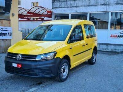 gebraucht VW Caddy 2.0 TDI Generation Four