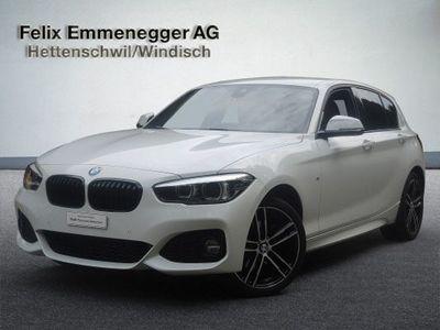 gebraucht BMW 120 d xDrive Ed. M Sport