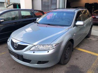 gebraucht Mazda 6 2.0 CD 16V Sport