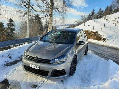 gebraucht VW Golf VI R