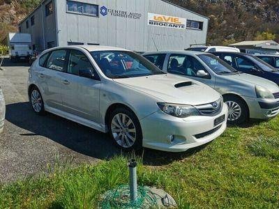 gebraucht Subaru Impreza 2.0D Swiss