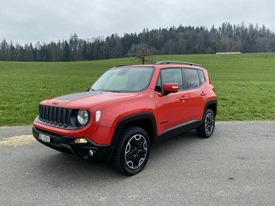 gebraucht Jeep Renegade Renegade TrailhawkTrailhawk