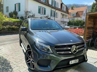 gebraucht Mercedes GLE450 AMG AMG 4Matic 9G-Tronic