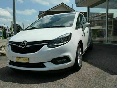 gebraucht Opel Zafira 1.6i Turbo Excell