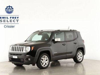 gebraucht Jeep Renegade 1.4 170 MultiAir Limited AWD