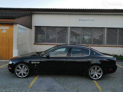 gebraucht Maserati Quattroporte 4.2 Automatica Cento Collezione