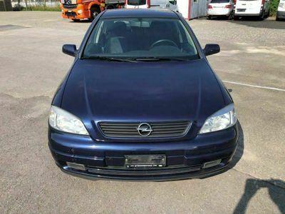 gebraucht Opel Astra 1.6i 16V Comfort