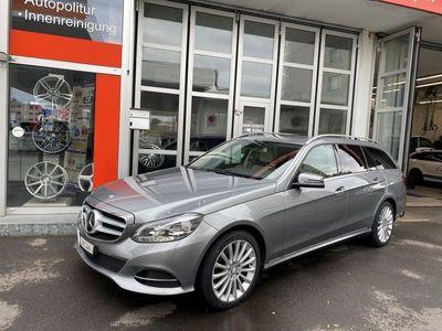 gebraucht Mercedes E300 E-KlasseBlueTEC 7G-Tronic