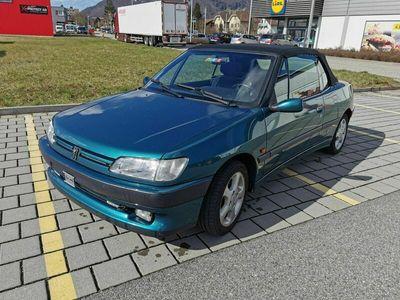 gebraucht Peugeot 306 Cabriolet 306 Cabrio 2.0 2.0