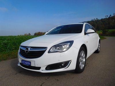 gebraucht Opel Insignia Sports Tourer 2.0 CDTI Fleet 4WD Aut.