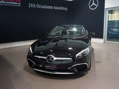 gebraucht Mercedes SL400 9G-Tronic