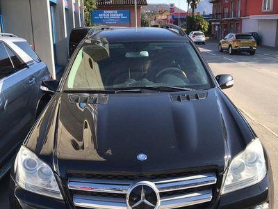 gebraucht Mercedes GL500 4Matic 7G-Tronic