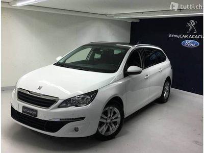 gebraucht Peugeot 308 SW 2.0 BlueHDI Business Automatic
