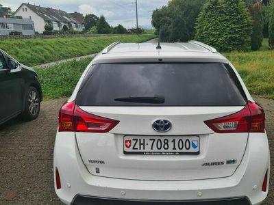 gebraucht Toyota Auris Taxi Auto