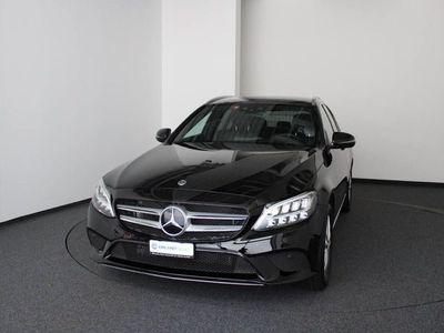 gebraucht Mercedes C200 C-KlasseAvantgarde 4matic