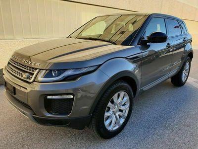 gebraucht Land Rover Range Rover evoque Range Rover Evoque 2.0 TD4 SE AT9 2.0 TD4 SE AT9