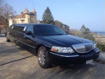 gebraucht Lincoln Town Car Limousine Krystal 120&quot Stretch-Limousine