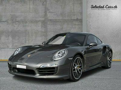 gebraucht Porsche 911 Turbo S PDK