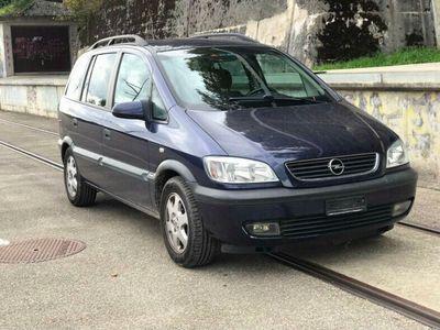 gebraucht Opel Zafira 2.0 diezel keine mfk
