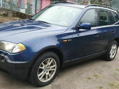 gebraucht BMW X3 X3 3.0 DIESEL B03 PERFETTA3.0 DIESEL B03 PERFETTA