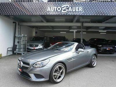 gebraucht Mercedes 200  SLCCabriolet