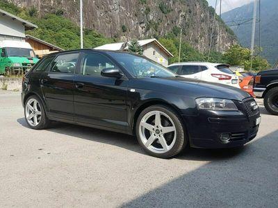 gebraucht Audi A3 2.0 TDI 170 CV COLLAUDATA (MFK.06.2020)