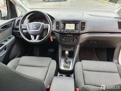 gebraucht Seat Alhambra 2.0TDI Style Eco DSG 7Places.