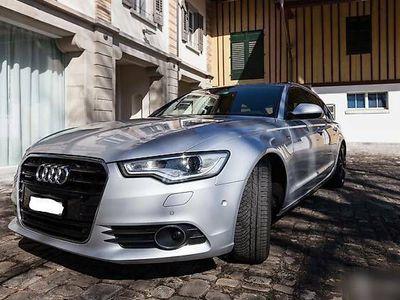 gebraucht Audi A6 Avant 3.0 BiTDI V6 quattro S line