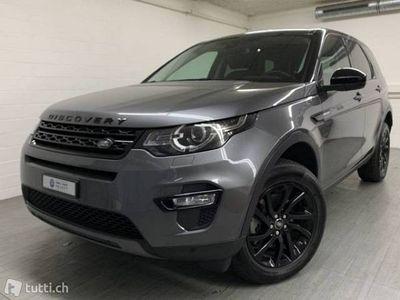 gebraucht Land Rover Discovery Sport 2.0 TD4 SE