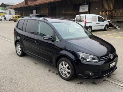 gebraucht VW Touran 2.0 TDI BMT 7 Plätze