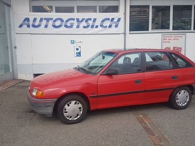 gebraucht Opel Astra 1.4i GL