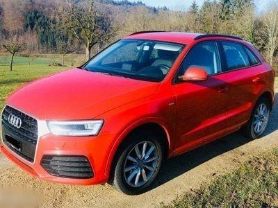 gebraucht Audi Q3 Bj2015 68000km