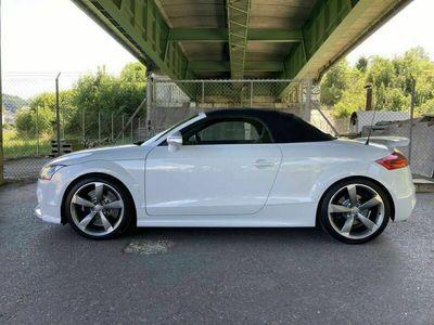 gebraucht Audi TT Roadster  RS 2.5 TFSI quattro