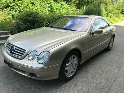 gebraucht Mercedes CL500 Automatic