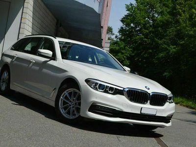 gebraucht BMW 520  d Touring Steptronic I Euro 6 I FULL LED I VIRTUAL COCKPIT Live I Surround View I DRIVING ASSIST