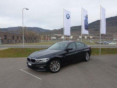 gebraucht BMW 520 d xDrive Sport Line
