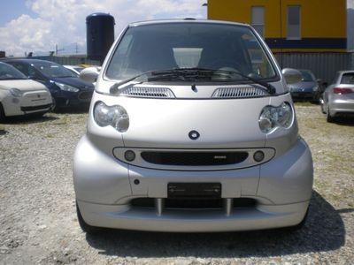 gebraucht Smart ForTwo Cabrio City/Fortwo 700 75 Brabus