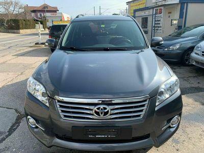 gebraucht Toyota RAV4 RAV4 RAV-4 2.2D-CAT Linea Luna AT RAV42.2D-CAT Linea Luna AT