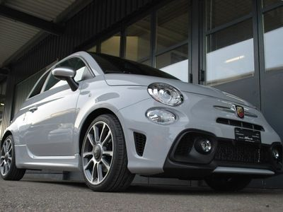 gebraucht Fiat 500 Abarth 1.4 16V Turbo Abarth Turismo Dualogic