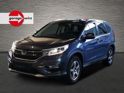 gebraucht Honda CR-V 1.6 i-DTEC Executive 4WD Automatic