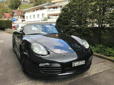 gebraucht Porsche Boxster S 3.4